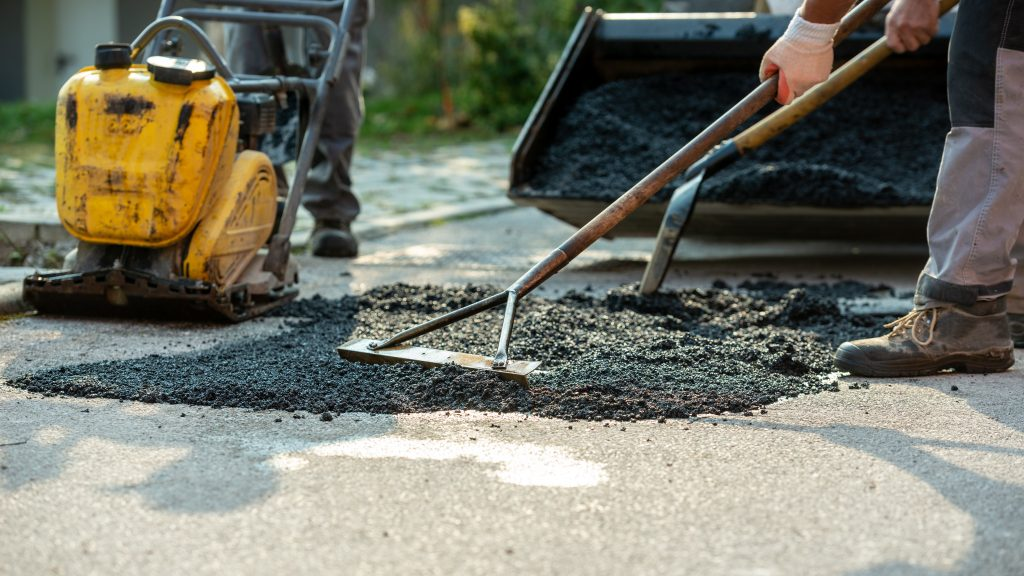 asphalt paving albuquerque nm