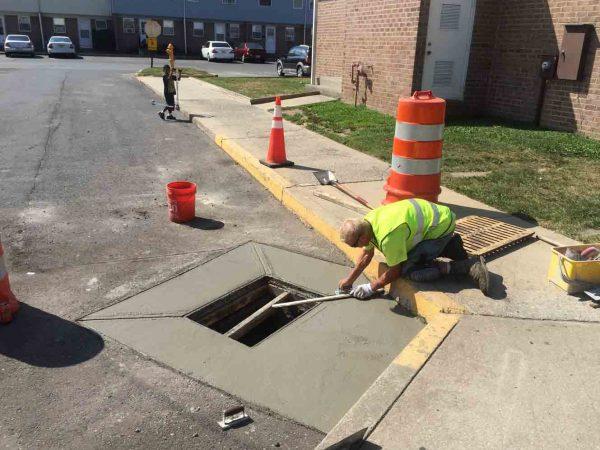 curb gutter repair albuquerque