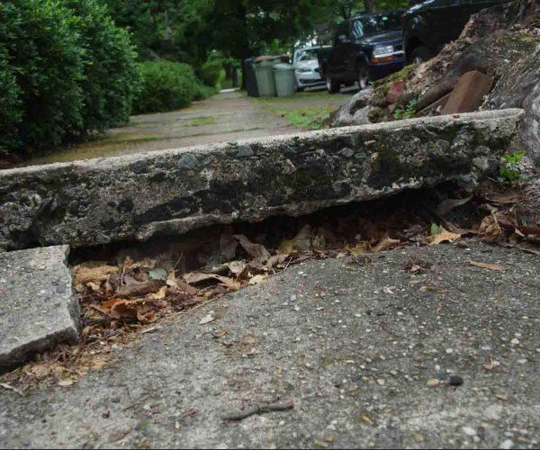 sidewalk repair albuquerque nm